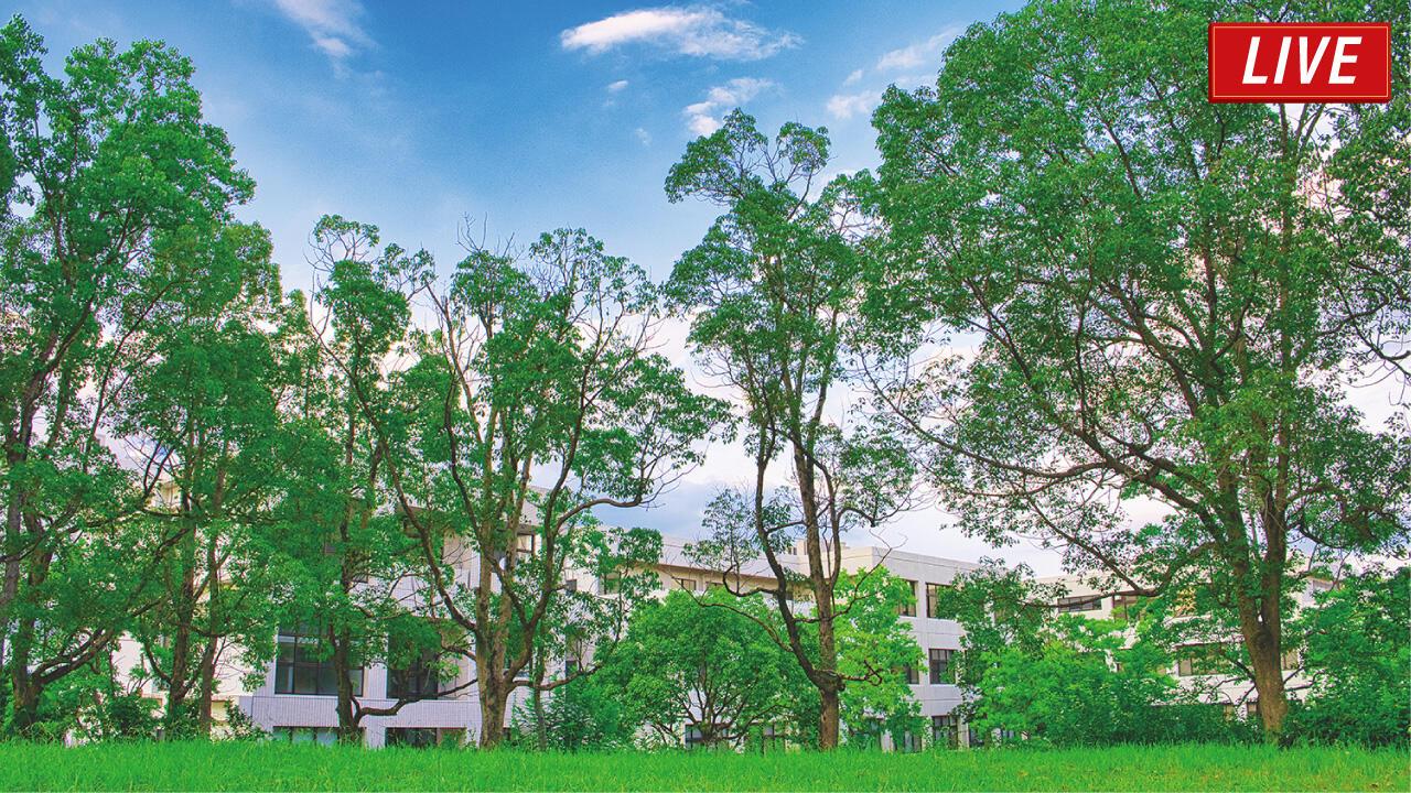 キャンパス風景