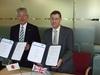 欧州3ケ国の大学と大学間交流協定を締結しました