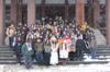 日本人学生と外国人留学生との日本文化研修旅行-日本人学生との交流を通して日本文化を学ぶ-を実施しました