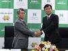 兵庫県立社高等学校と高大連携教育に関する協定を締結しました