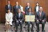 平成27年度兵庫教育大学教職員表彰が行われました