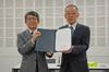 兵庫県立美術館とのキャンパスパートナー協定を締結しました