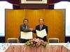 独立行政法人教員研修センターと連携協力に関する協定を締結しました