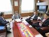 モンゴル国立教育大学長が本学を訪問されました