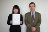 大学院修士課程2年の佐々木かよ子さんが日本ストレスマネジメント学会第15回学術大会でポスター発表奨励賞を受賞しました