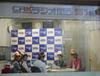幼年教育系コースの学生が「ラジオ関西」公開生放送に出演しました