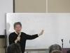平田オリザ先生の講演会を開催しました