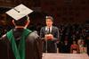 大学院学校教育研究科学位記授与式を挙行しました