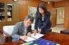 チェコ共和国・プラハ大学教育学部と国際交流協定の締結を行いました