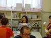 グローバル化推進教育リーダーコースが岡山市立富山小学校の外国語活動校内研修を支援しました