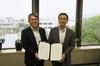伊丹市教育委員会と英語教育の充実に資する連携協力に関する協定を締結しました