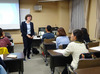 グローバル化推進教育リーダーコースが第3回『先生のための簡単!英語BRUSH-UP研修』(伊丹市教育委員会)を支援しました