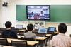 「遠隔講義システム等の利活用を促進するための研修会(第1回)」を開催しました