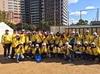 第7回神戸マラソンに学生がボランティアとして参加しました