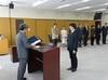 大学院修士課程2年福井昌則さんに学生表彰を行いました