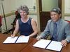米国ヴァンダービルト大学を福田学長が訪問しました