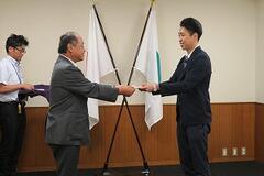 本学の留学生が加東市外国人留学生奨学金支給事業の奨学生に選ばれました