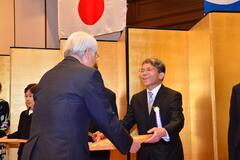 福田前学長が兵庫県功労者表彰を受賞されました