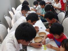 小野市との連携による地域連携推進事業「理科&科学の地域でのサイエンス祭」を開催しました