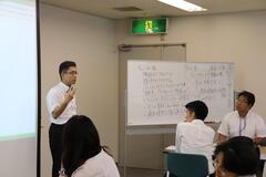 「教員の資質向上のための研修プログラム開発・実施支援事業」における研修講座を実施しました。
