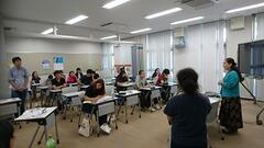 ボランティアステーション主催「不登校児童・生徒支援勉強会」を開催しました