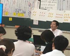 伊丹市で附属学校教員の教育研究成果を発表しました
