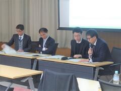 現職教員修了生の学びのニーズ等調査結果報告会を開催しました