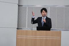 福岡県大野城市で附属学校教員の教育研究成果を発表しました