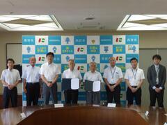 西宮市教育委員会と連携協力に関する協定を締結しました