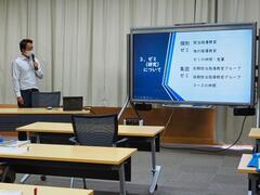 大学院説明会を開催しました