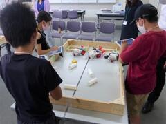 加西市との連携講座「小学生のためのロボット教室」を実施しました