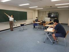 模擬授業特訓自主練習会を実施しています
