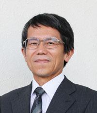 President Fukuda Mitsuhiro