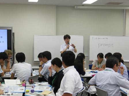小学校の研修