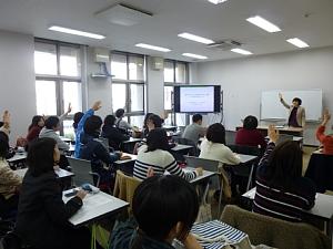 キャリアセンターにおけるグループ学習