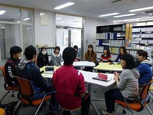 学生間のピアサポート